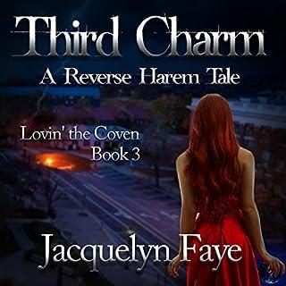 Page de couverture de Third Charm: A Reverse Harem Tale
