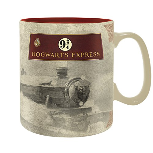 ABYstyle Harry Potter Tazza-Hogwarts Express per Adulti, 460 ml, ABYMUG380