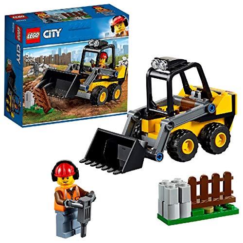 LEGO Retrocargadora