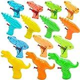 Sotodik 14 Pack Pistolas de Agua Juguetes para Niños y Adultos Verano Juguetes de Agua para Fiesta, Playa, al Aire Libre, Piscina,Regalos para Niños y Niñas
