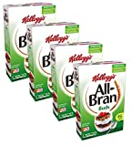 Kellogg's All-Bran Buds Cereal - 17.7 oz - 4 Pack