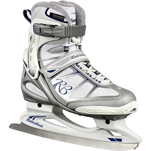 Rollerblade Ice Damen 0P500400-863 Schlittschuh Spark XT Ice W silber/weiss - 25,5