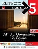 5 Steps to a 5: AP U.S. Government & Politics 2020 Elite Student Edition