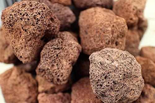 Viveros Horizon Forestal Piedra Roca volcanica para Decoracion de Jardin 20 Kilos