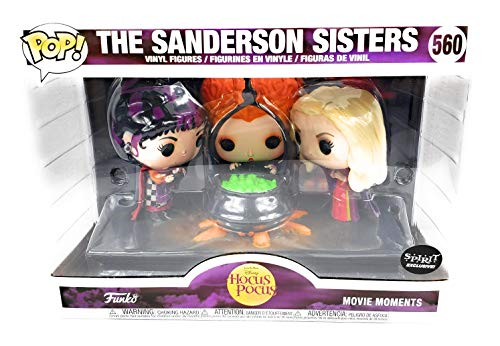 Funko Sanderson Sisters Hocus Pocus Pop! Movie Moment | Officially Licensed image