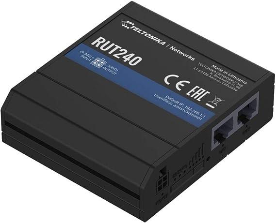 Teltonika Rut240 Lte Router Computer Zubehör