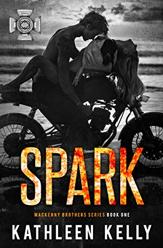 Spark: Motorcycle Club Romance (MacKenny Brothers Book 1)