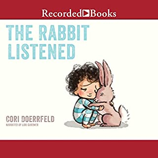 The Rabbit Listened audiobook cover art