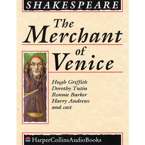 『The Merchant of Venice』のカバーアート