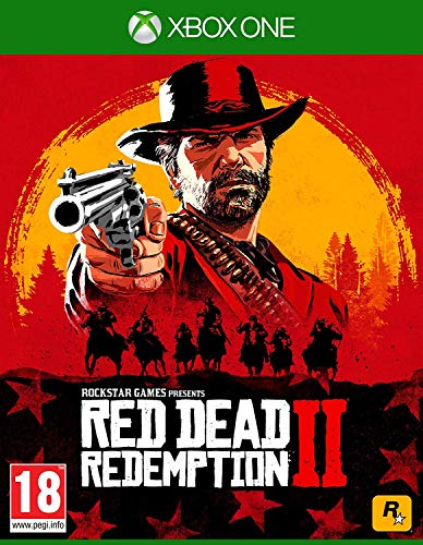 Red Dead Redemption 2 (Xbox One) (UK IMPORT) [video game]