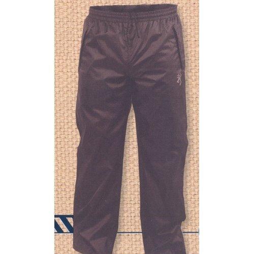 Browning BRI0014099L Weather Resistant Mens Black Large Hunting Pants