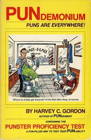 Pundemonium: Puns Are Everywhere