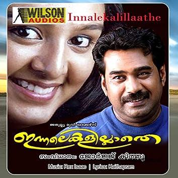 Innalekalillaathe (Original Motion Picture Soundtrack)