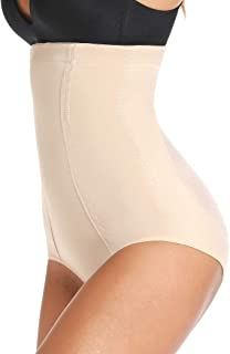 Tummy Control Shapewear Panties for Women High Waist Body Shaper Briefs Shaping Girdle Underwear