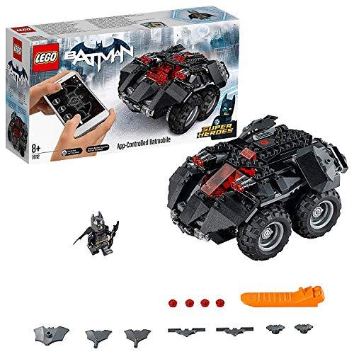 LEGO La Batmobile télécommandée