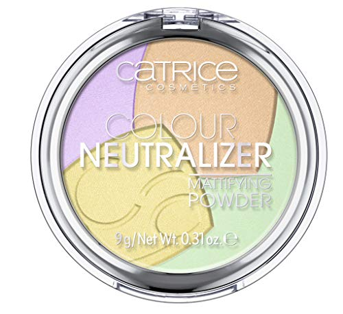Catrice Puder Colour Neutralizer Matt.Powder multicolor 010 1er Pack(1 x 100 grams)