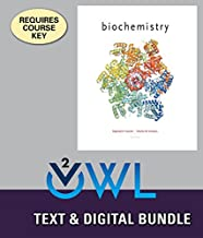 Bundle: Biochemistry, Loose-leaf Version, 6th + OWLv2 with Student Solutions Manual, 4 terms (24 months) Printed Access Card