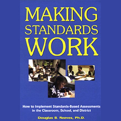 Making Standards Work audiobook cover art