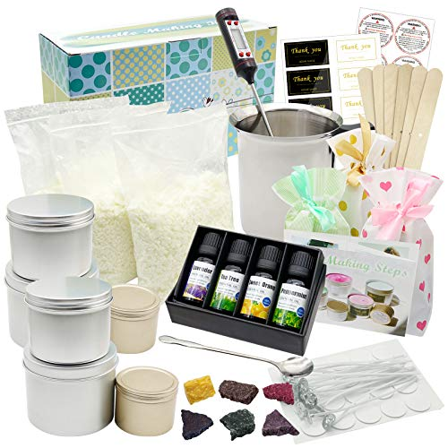 JXXXN Candle Making Kit Supplies
