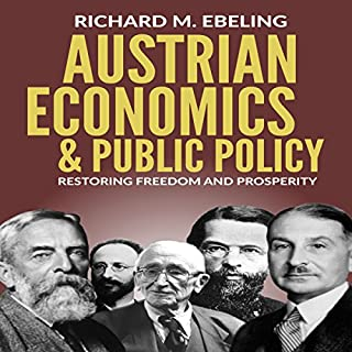 Austrian Economics and Public Policy cover art