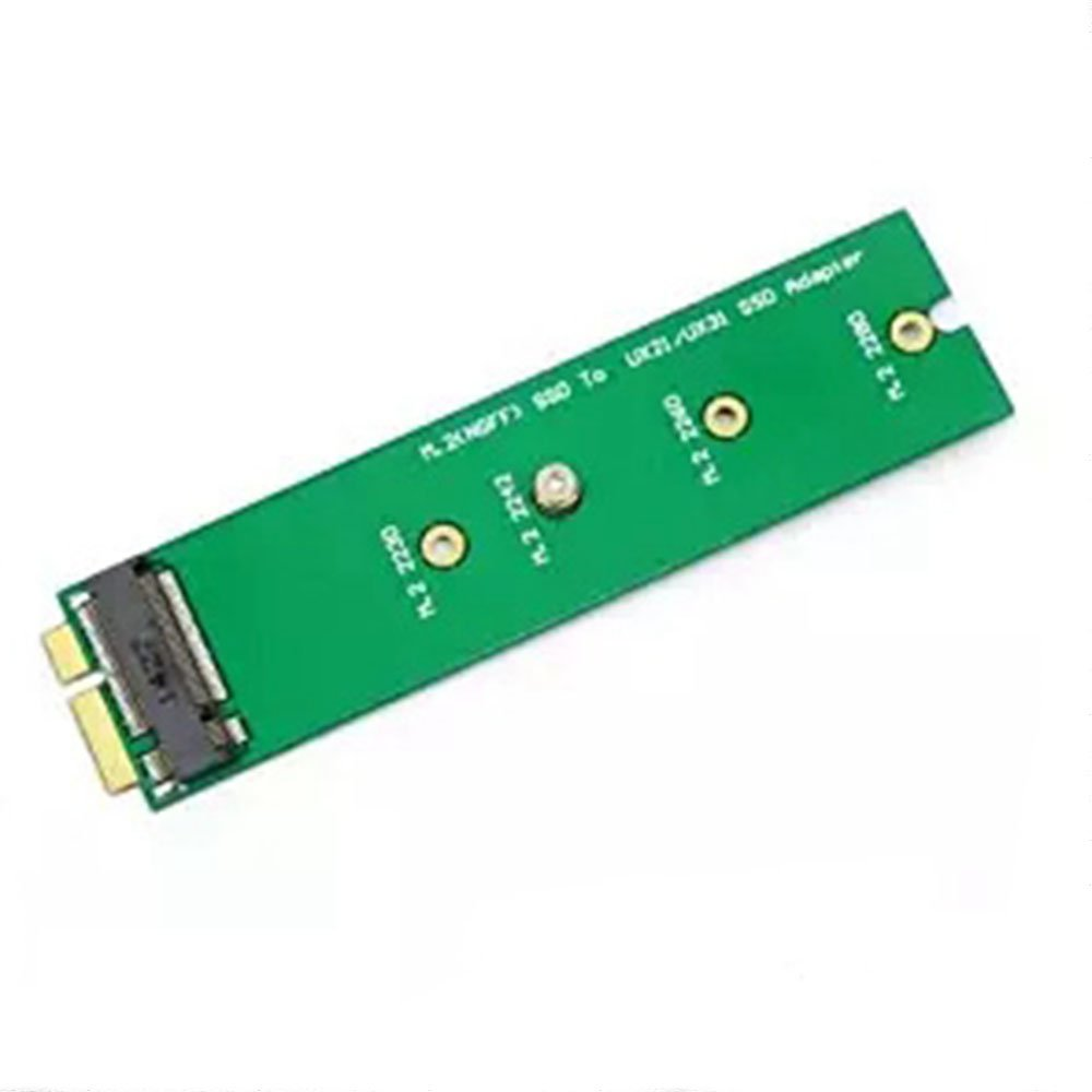 Sintech NGFF M.2 SATA SSD Adapter Card for Replace Sandisk Upgrade UX31
