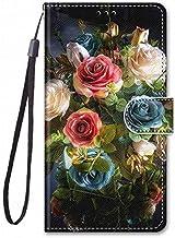 حافظات KINGCOM-Wallet - حقائب هاتف قابلة للطي مزينة برسومات لطيفة لهاتف Lenovo Vibe S1 P70 A1010 Rose Flip Capa Tower Mountain Card Box Cover O08F For Lenovo Vibe S1 AFTS-4000656072370-063