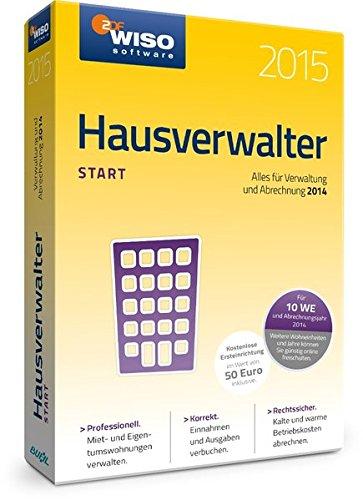 WISO Hausverwalter 2015 Start (PC Minibox)