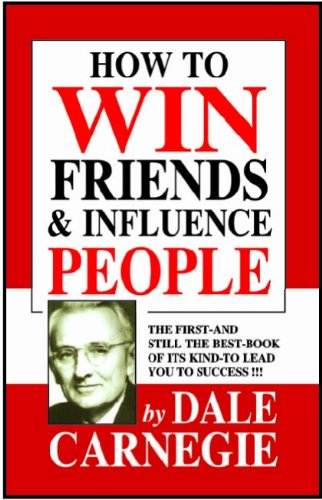 How to Win Friends and Influence People [Paperback] [Jan 01, 2017] Books Wagon [Paperback] [Jan 01, 2017] Books Wagon