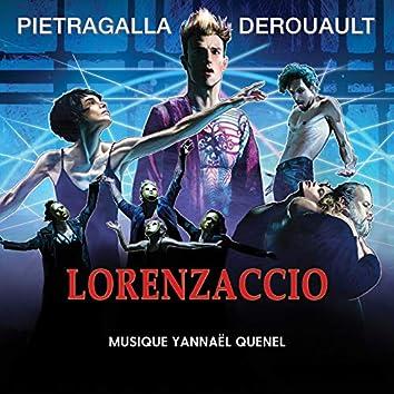 Lorenzaccio (Bande originale du spectacle de Pietragalla Derouault)