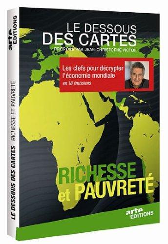 Price comparison product image Le Dessous des cartes - Richesse et pauvreté