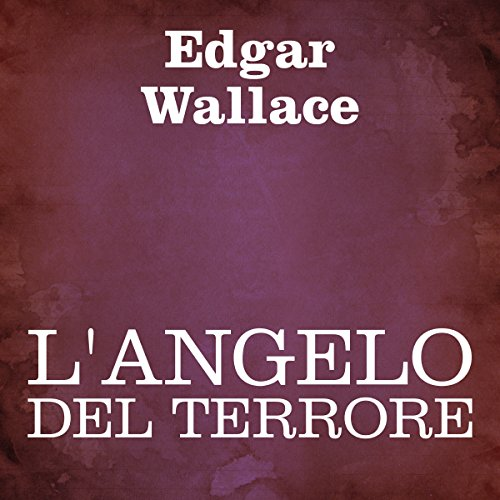 L'angelo del terrore [The Angel of Terror] cover art