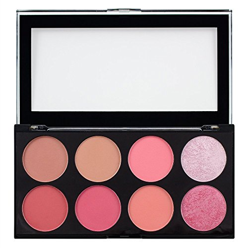 MAKEUP REVOLUTION Ultra Blush Palette Sugar and Spice, 13 g
