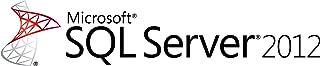 Microsoft SQL Server Standard Edition 2012 English DVD, 10 Client