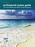 Bundle: Professional Review Guide for the RHIA and RHIT Examinations, 2017 Edition + Schnering's Professional Review Guide Online for the RHIA and ... 2018, 2 terms (12 months) Printed Access Card