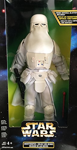 """Hasbro Imperial Snowtrooper The Empire Strikes Back 12\"""" Inch, 30 cm Actionfigur Star Wars Power of The Force Collection"""