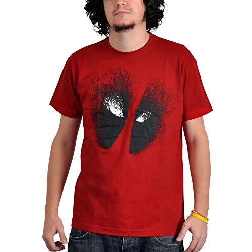 Dead Pool - camiseta de los ojos - para...