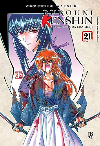 Rurouni Kenshin - Crônicas da Era Meiji - Volume 21