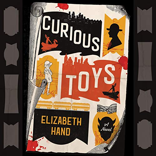 Curious Toys audiobook cover art