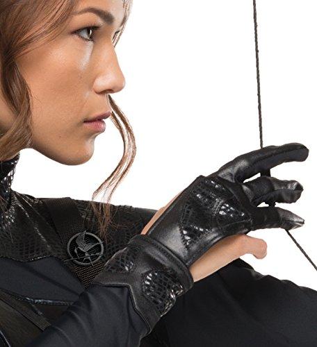 """Rubie\'s Bogenschützen-Handschuh der Katniss Everdeen aus """"Die Hungerspiele"""", Kostüm-Zubehör, offizielles Lizenzprodukt – Einheitsgröße"""