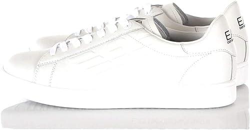 Emporio armani sneakers uomo in pelle X8X001