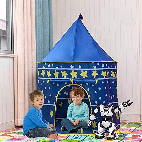 per Tiendas de Castillo Infantiles Desmontables para Niños Tiendas de Juego para Niños Impermeables