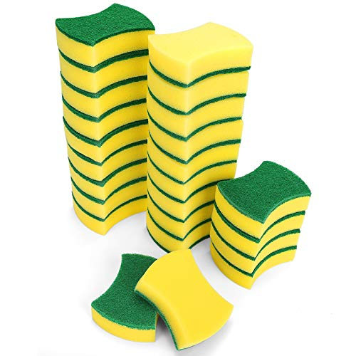 Amazon - MAVGV Kitchen Cleaning Sponges - 24 pk $6.99