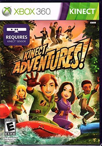 Kinect Adventures(Xbox 360)
