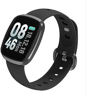 WJDZSB Reloj Inteligente Mujer Hombre SmartWatch Pulsera Actividad Relojes Inteligentes Deportivo Podometro,Contador De Pasos,Caloras,Sueo,Distancia Android IOSgray
