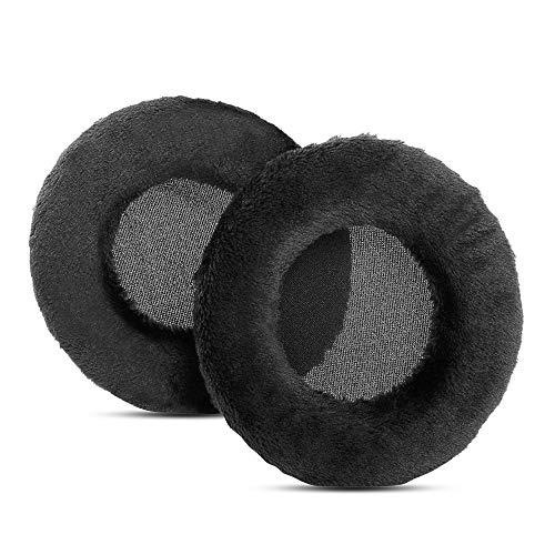 1 Paar Ohrpolster, Ersatz-Samt-Schaumstoff-Ohrpolster für ASUS Cerberus V2 Headset Ohrmuscheln Reparatur Teile Kopfhörer
