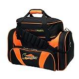 Hammer 2 Ball Deluxe Tote Bowling Bag Black/Orange