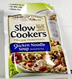 Orrington Farms Chicken Noodle Soup Seasoning for Slow Cookers 4-2.5 Oz Packets
