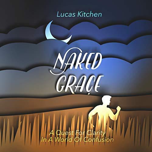 Naked Grace audiobook cover art