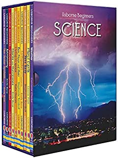 10 Books/Set Beginners Science Children Interesting Science Books Kids English Reading Story Book for Children