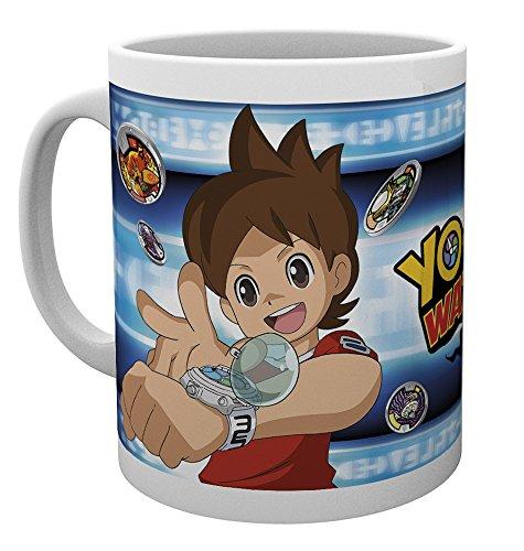 GB Eye LTD, Yo-Kai Watch, Nathan, Taza